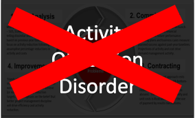 Activity obsession disorder: a curable condition